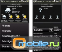 qooWeather Widget - 4.02(1)
