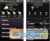 qooWeather Widget 3.01