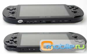 Droid X360- PS Vita с Android 4.0